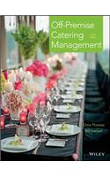Off-Premise Catering Management