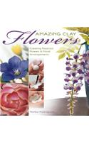 Amazing Clay Flowers