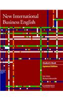 New International Business English Updated Edition Student's Book: Communication Skills in English for Business Purposes: Student's Book