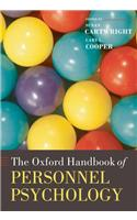 The Oxford Handbook in Personnel Psychology