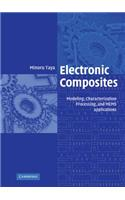 Electronic Composites: Modeling, Characterization Processing, and MEMS Applications