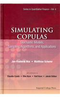 Simulating Copulas: Stochastic Models, Sampling Algorithms, and Applications