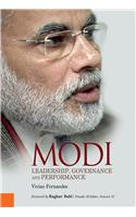 Modi: Leadership, Governance  And Performance