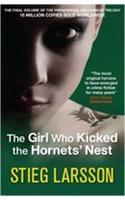 The Girl Who Kicked the Hornets' Nest (Small Format)