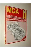 M. G. A. Owner's Workshop Manual