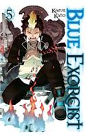 Blue Exorcist, Volume 5