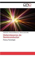 Heterolaseres de Semiconductor