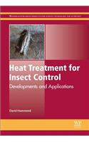 Heat Treatment for Insect Control