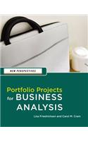 Portfolio Projects for Business Analysis