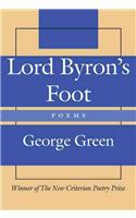 Lord Byron's Foot