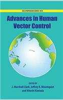 Advances in Human Vector Control