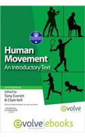 Human Movement With Pageburst Access