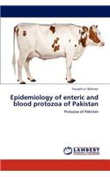 Epidemiology of Enteric and Blood Protozoa of Pakistan