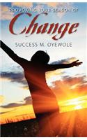 Provoking Your Season of Change