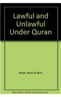 Lawful and Unlawful Under Quran