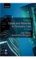 Sealy's Cases and Materials in Company Law