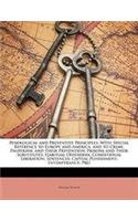 Penological and Preventive Principles: With Special Reference to Europe and America, and to Crime, Pauperism, and Their Prevention; Prisons and Their