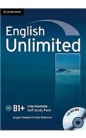 English Unlimited Intermediate Self-study Pack (workbook wit