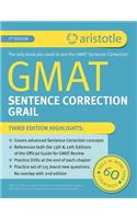 GMAT Sentence Correction Grail 3rd Edition