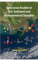 Speciation Studies in Soil, Sediment and Environmental Samples