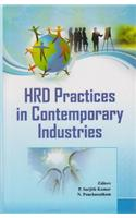 HRD Practices in Contemporary Industries
