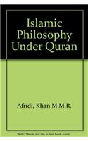Islamic Philosophy Under Quran