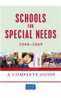 Schools for Special Needs: A Complete Guide: 2008-2009
