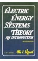Electric Energy Systems Theory: An Introduction