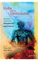 India and the Unthinkable: Backwaters Collective on Metaphysics and Politics