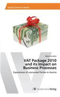 Vat Package 2010 and Its Impact on Business Processes