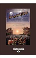 Roadshow: Landscape with Drums: A Concert Tour by Motorcycle (Large Print 16pt)