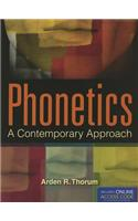 Phonetics: A Contemporary Approach