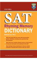 Columbia SAT Rhyming Memory Dictionary