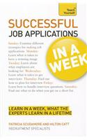 Successful Job Applications in a Week a Teach Yourself Guide