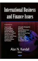 International Business and Finance Issues
