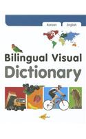 Korean-English Bilingual Visual Dictionary [With CD (Audio)]