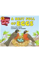 A Nest Full of Eggs : Let's Read and Find out Science 1