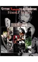 Gothic, Vampire and Alternative Female Beauty - The Art Photography of Swav Jusis 1998-2012