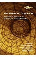 Goals of Cognition. Essays in Honour of Cristiano Castelfranchi