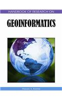 Handbook of Research on Geoinformatics