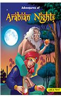 Large Print Adventures Of Arabian Nights