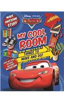 Cars Craft Book - My Cool Room