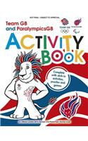 Team GB & Paralympics GB Colouring Book