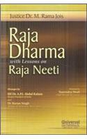 Raja Dharma with Lessons on Raja Neeti