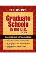Peterson's Graduate Schools in the U.S.